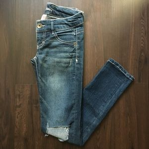 Candie's Ripped Skinny Jeans